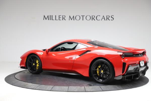 Used 2020 Ferrari 488 Pista for sale $469,900 at Bugatti of Greenwich in Greenwich CT 06830 4
