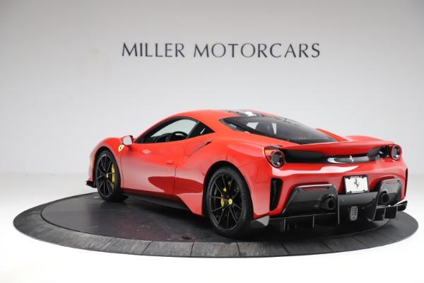 Used 2020 Ferrari 488 Pista for sale $469,900 at Bugatti of Greenwich in Greenwich CT 06830 5
