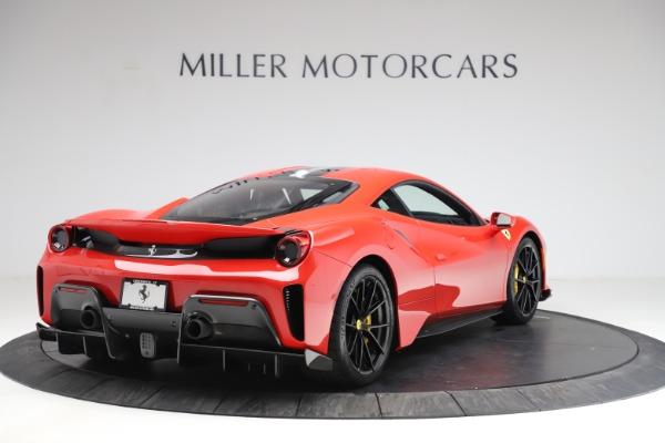 Used 2020 Ferrari 488 Pista for sale $469,900 at Bugatti of Greenwich in Greenwich CT 06830 7