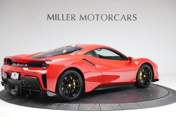 Used 2020 Ferrari 488 Pista for sale $469,900 at Bugatti of Greenwich in Greenwich CT 06830 8
