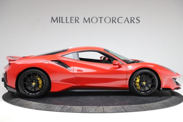 Used 2020 Ferrari 488 Pista for sale $469,900 at Bugatti of Greenwich in Greenwich CT 06830 9