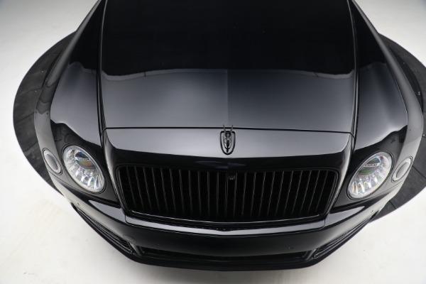 Used 2017 Bentley Mulsanne for sale $214,900 at Bugatti of Greenwich in Greenwich CT 06830 13