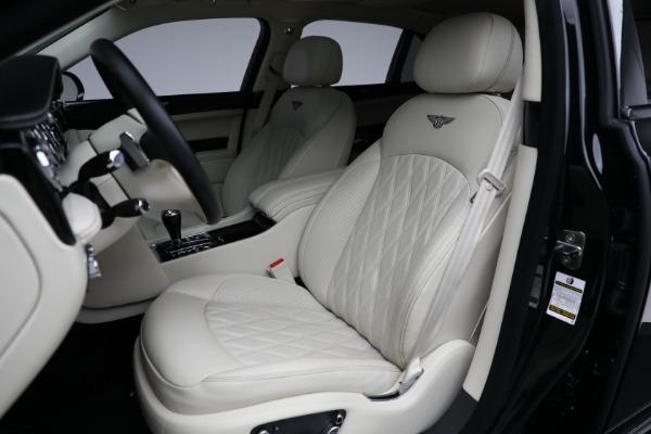 Used 2017 Bentley Mulsanne for sale $214,900 at Bugatti of Greenwich in Greenwich CT 06830 19