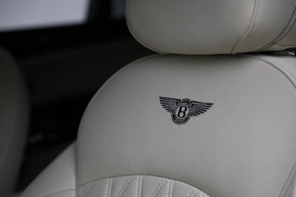 Used 2017 Bentley Mulsanne for sale $214,900 at Bugatti of Greenwich in Greenwich CT 06830 20