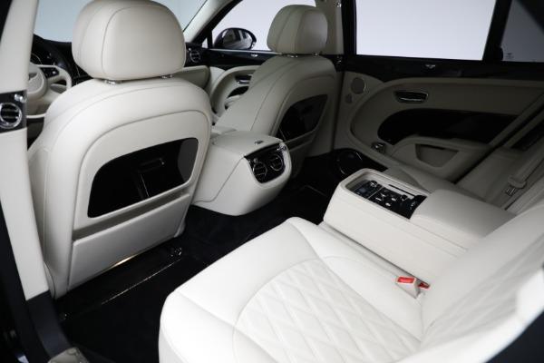 Used 2017 Bentley Mulsanne for sale $214,900 at Bugatti of Greenwich in Greenwich CT 06830 21