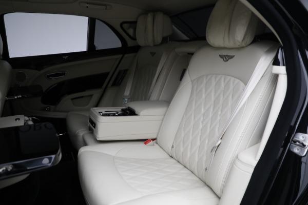 Used 2017 Bentley Mulsanne for sale $214,900 at Bugatti of Greenwich in Greenwich CT 06830 22