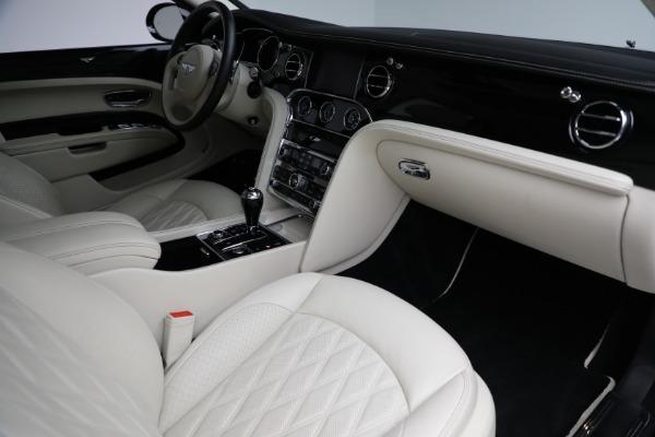 Used 2017 Bentley Mulsanne for sale $214,900 at Bugatti of Greenwich in Greenwich CT 06830 25