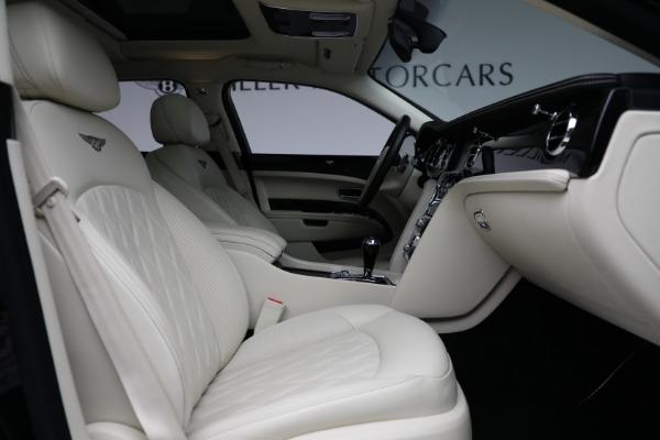 Used 2017 Bentley Mulsanne for sale $214,900 at Bugatti of Greenwich in Greenwich CT 06830 26