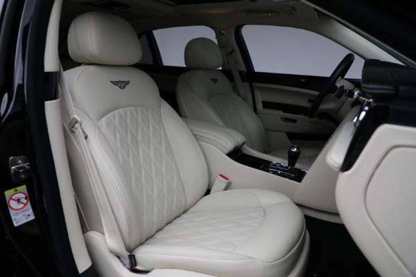 Used 2017 Bentley Mulsanne for sale $214,900 at Bugatti of Greenwich in Greenwich CT 06830 27