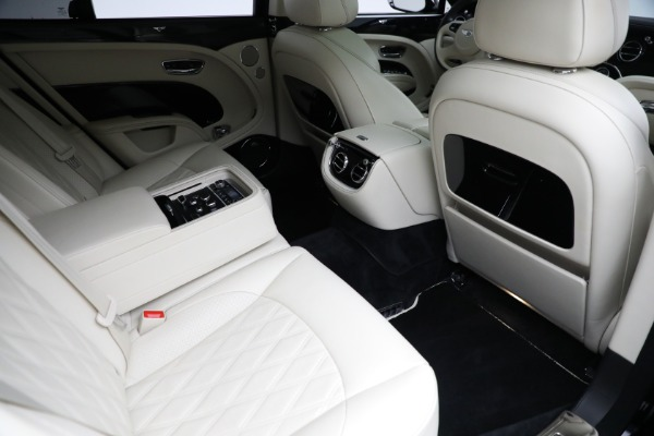 Used 2017 Bentley Mulsanne for sale $214,900 at Bugatti of Greenwich in Greenwich CT 06830 28