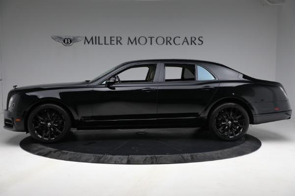 Used 2017 Bentley Mulsanne for sale $214,900 at Bugatti of Greenwich in Greenwich CT 06830 3