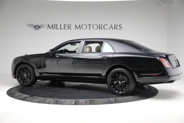 Used 2017 Bentley Mulsanne for sale $214,900 at Bugatti of Greenwich in Greenwich CT 06830 4