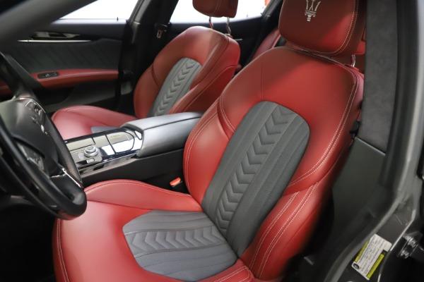 Used 2018 Maserati Ghibli SQ4 GranLusso for sale $55,900 at Bugatti of Greenwich in Greenwich CT 06830 10