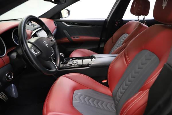 Used 2018 Maserati Ghibli SQ4 GranLusso for sale $55,900 at Bugatti of Greenwich in Greenwich CT 06830 9