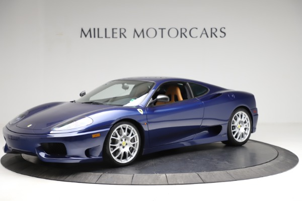 Used 2004 Ferrari 360 Challenge Stradale for sale $329,900 at Bugatti of Greenwich in Greenwich CT 06830 2