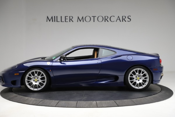 Used 2004 Ferrari 360 Challenge Stradale for sale $329,900 at Bugatti of Greenwich in Greenwich CT 06830 3