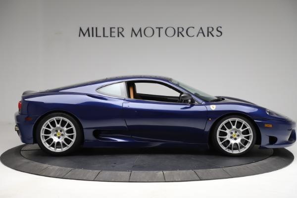 Used 2004 Ferrari 360 Challenge Stradale for sale $329,900 at Bugatti of Greenwich in Greenwich CT 06830 9