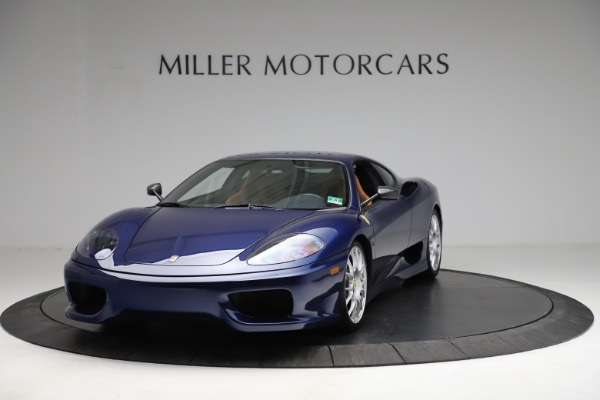 Used 2004 Ferrari 360 Challenge Stradale for sale $329,900 at Bugatti of Greenwich in Greenwich CT 06830 1