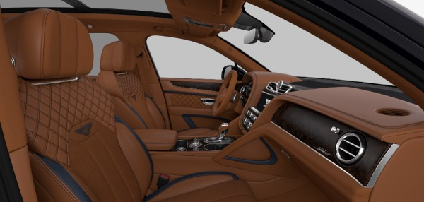 New 2021 Bentley Bentayga Speed for sale Call for price at Bugatti of Greenwich in Greenwich CT 06830 7