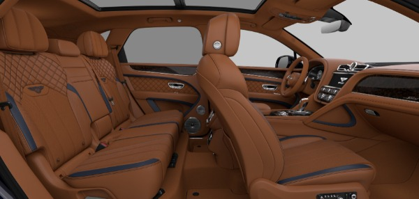 New 2021 Bentley Bentayga Speed for sale Call for price at Bugatti of Greenwich in Greenwich CT 06830 9