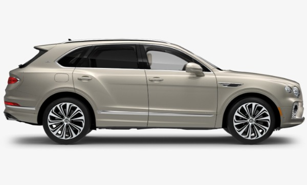 New 2021 Bentley Bentayga V8 First Editon for sale Call for price at Bugatti of Greenwich in Greenwich CT 06830 2