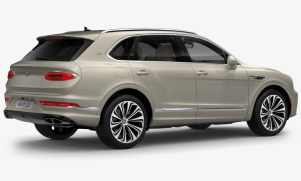 New 2021 Bentley Bentayga V8 First Editon for sale Call for price at Bugatti of Greenwich in Greenwich CT 06830 3