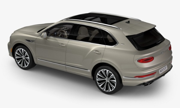New 2021 Bentley Bentayga V8 First Editon for sale Call for price at Bugatti of Greenwich in Greenwich CT 06830 4