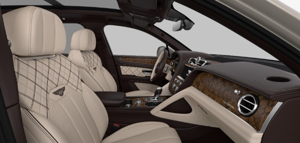 New 2021 Bentley Bentayga V8 First Editon for sale Call for price at Bugatti of Greenwich in Greenwich CT 06830 7