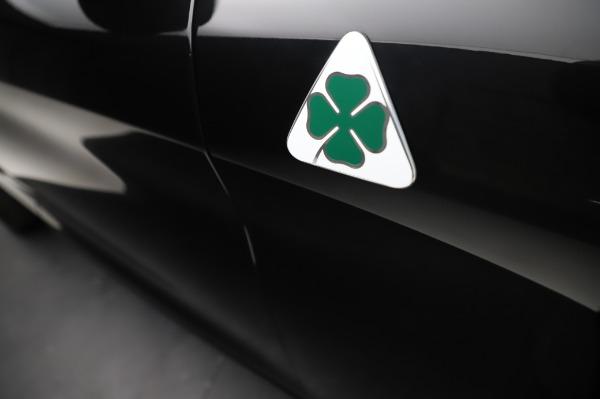 New 2021 Alfa Romeo Stelvio Quadrifoglio for sale $90,450 at Bugatti of Greenwich in Greenwich CT 06830 28
