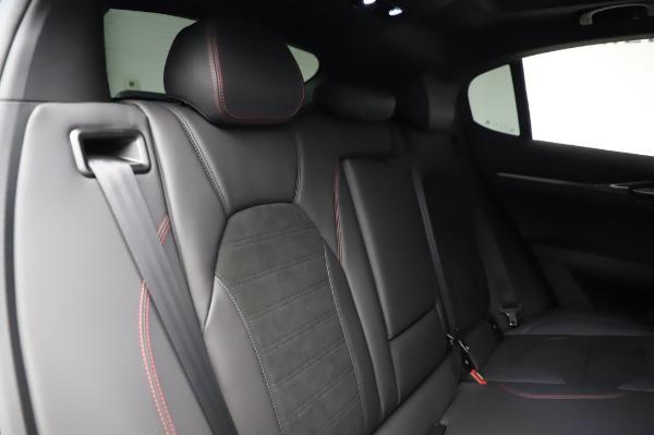 New 2021 Alfa Romeo Stelvio Quadrifoglio for sale $91,750 at Bugatti of Greenwich in Greenwich CT 06830 26