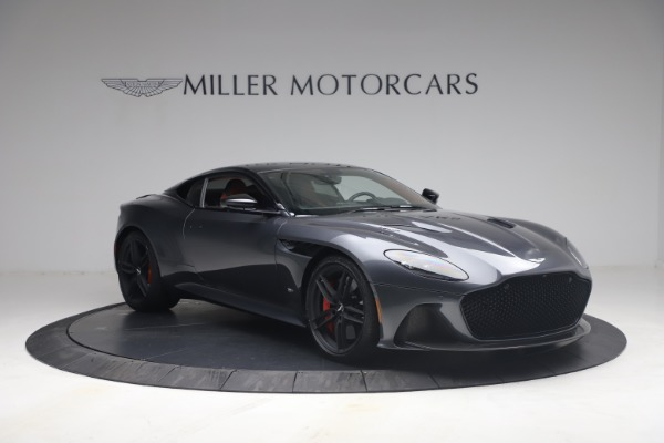 Used 2019 Aston Martin DBS Superleggera for sale $279,990 at Bugatti of Greenwich in Greenwich CT 06830 10