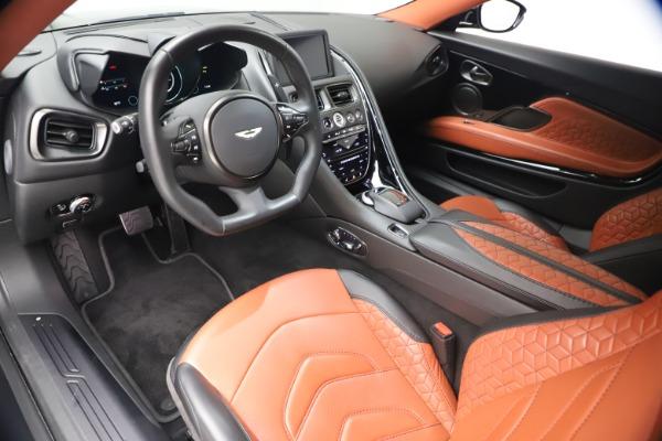 Used 2019 Aston Martin DBS Superleggera for sale $279,990 at Bugatti of Greenwich in Greenwich CT 06830 13