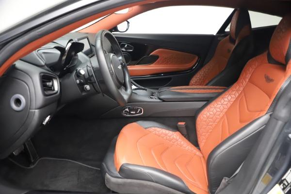 Used 2019 Aston Martin DBS Superleggera for sale $279,990 at Bugatti of Greenwich in Greenwich CT 06830 14