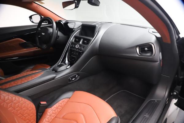 Used 2019 Aston Martin DBS Superleggera for sale $279,990 at Bugatti of Greenwich in Greenwich CT 06830 19