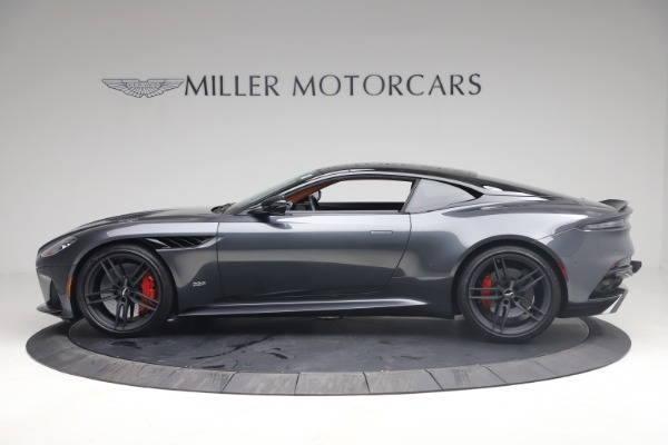 Used 2019 Aston Martin DBS Superleggera for sale $279,990 at Bugatti of Greenwich in Greenwich CT 06830 2
