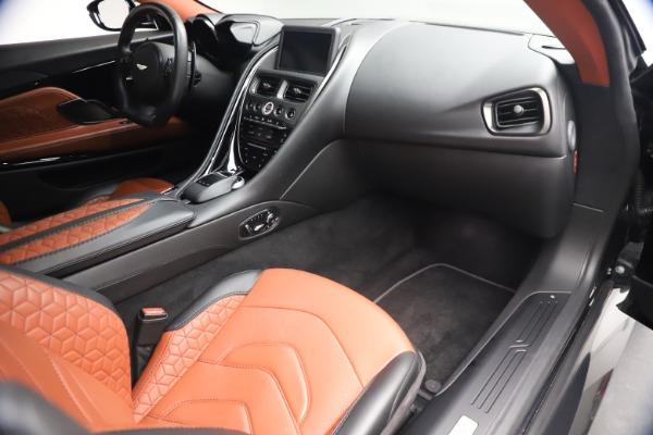 Used 2019 Aston Martin DBS Superleggera for sale $279,990 at Bugatti of Greenwich in Greenwich CT 06830 20