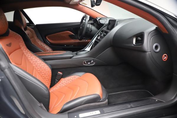 Used 2019 Aston Martin DBS Superleggera for sale $279,990 at Bugatti of Greenwich in Greenwich CT 06830 21