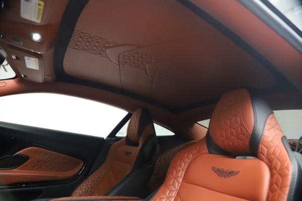 Used 2019 Aston Martin DBS Superleggera for sale $279,990 at Bugatti of Greenwich in Greenwich CT 06830 23