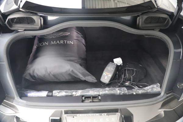 Used 2019 Aston Martin DBS Superleggera for sale $279,990 at Bugatti of Greenwich in Greenwich CT 06830 24