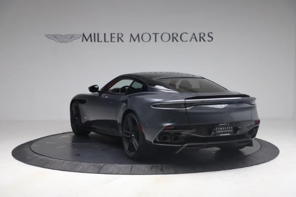 Used 2019 Aston Martin DBS Superleggera for sale $279,990 at Bugatti of Greenwich in Greenwich CT 06830 4