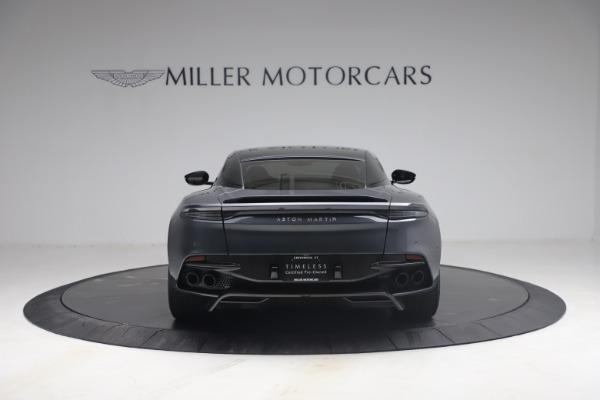 Used 2019 Aston Martin DBS Superleggera for sale $279,990 at Bugatti of Greenwich in Greenwich CT 06830 5