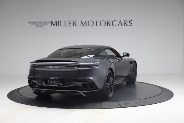 Used 2019 Aston Martin DBS Superleggera for sale $279,990 at Bugatti of Greenwich in Greenwich CT 06830 6