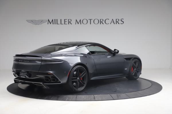 Used 2019 Aston Martin DBS Superleggera for sale $279,990 at Bugatti of Greenwich in Greenwich CT 06830 7