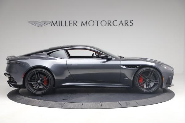 Used 2019 Aston Martin DBS Superleggera for sale $279,990 at Bugatti of Greenwich in Greenwich CT 06830 8
