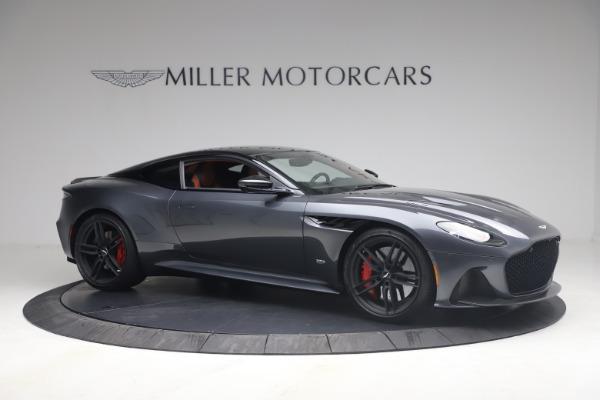 Used 2019 Aston Martin DBS Superleggera for sale $279,990 at Bugatti of Greenwich in Greenwich CT 06830 9
