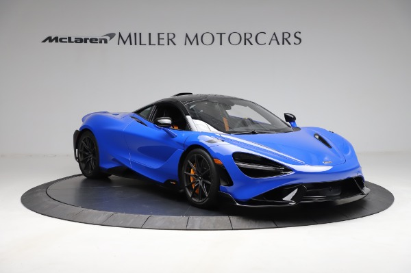 Used 2021 McLaren 765LT for sale Sold at Bugatti of Greenwich in Greenwich CT 06830 10