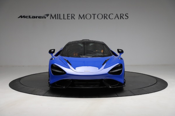 Used 2021 McLaren 765LT for sale Sold at Bugatti of Greenwich in Greenwich CT 06830 11