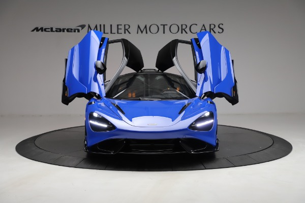 Used 2021 McLaren 765LT for sale Sold at Bugatti of Greenwich in Greenwich CT 06830 12