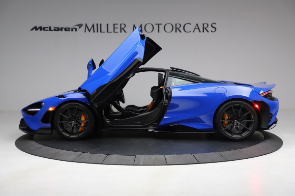 Used 2021 McLaren 765LT for sale Sold at Bugatti of Greenwich in Greenwich CT 06830 15