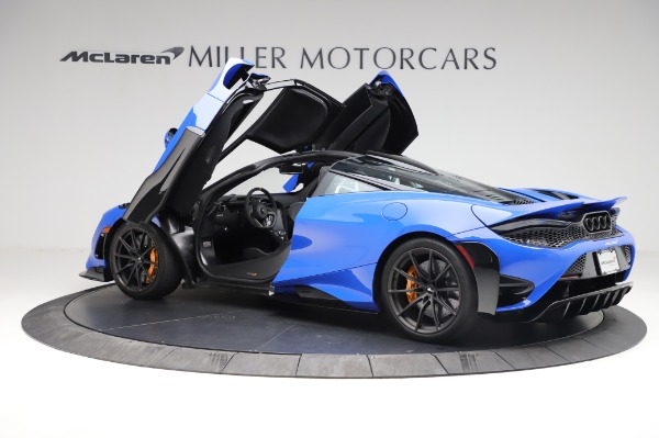 Used 2021 McLaren 765LT for sale Sold at Bugatti of Greenwich in Greenwich CT 06830 16